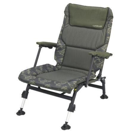 un scaun de pescuit foarte confortabil