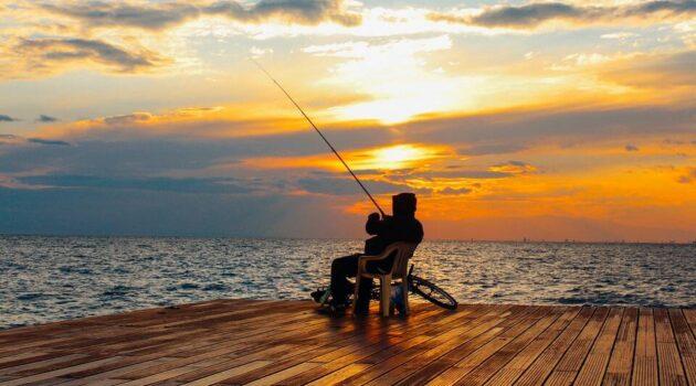 cel mai bun scaun de pescuit in acest an